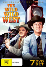 The Wild Wild West - The Complete First Season - Ross Martin