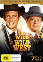 The Wild Wild West - The Complete Second Season - Dick Cangey