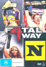 Fatal Fourway 2010 : WWE - Sheamus