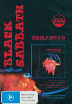 Black Sabbath : Paranoid : The Definitive Authorised Story of the Album - Matthew Longfellow