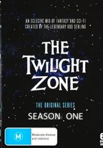 The Twilight Zone : The Original Series - Season 1 - Rod Serling