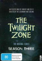 The Twilight Zone : The Original Series - Season 3 - Elizabeth Montgomery
