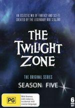 The Twilight Zone : The Original Series - Season 5 - Warren Oats