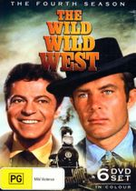 The Wild Wild West : Season 4 - Ross Martin