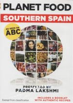 Planet Food : Southern Spain - Padma Lakshmi