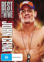 WWE : The Best of WWE - John Cena - Volume 2 - John Cena