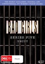 Bad Girls : Series 5 - Uncut - Tracey Wilkinson