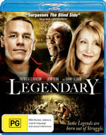 Legendary : Blue-ray Disc - Patricia Clarkson