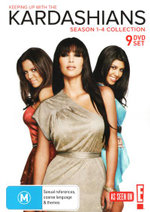 Keeping Up with The Kardashians Seasons 1 - 4 Collection - Kris Jenner