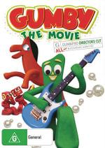 Gumby The Movie - Art Cloaky