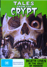 Tales From The Crypt : Death Lives in the Vault of Horror! - Roy Dotrice