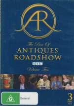 The Best Of Antiques Roadshow : Volume Two : 3 Disc Set - Fiona Bruce