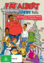 Fat Albert And The Cosby Kids - The Original Animated Series : Volume 1 : Episodes 1-12 - Bill Cosby