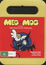 Meg And Mog : Volume 2 - Meg's Cauldron And Other Stories - Helen Nicoll