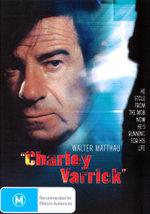 Charley Varrick - Andy Robinson