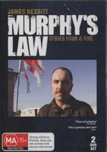 Murphy's Law : Series 4 & 5 - James Nesbitt