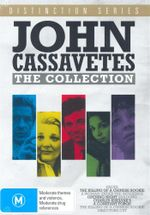 John Cassavetes : The Collection : Distinction Series : 7 Disc Set - John Cassavetes