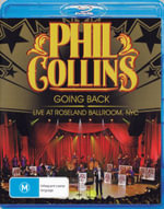 Phil Collins - Going Back : Live at Roseland Ballroom, NYC - Connie Jackson