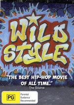 Wild Style - Almighty K. G.
