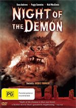 Night Of The Demon - Liam Redmond