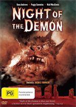 Night Of The Demon - Liam Redmond