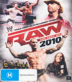 WWE Raw : The Best of 2010 - Sheamus Edge
