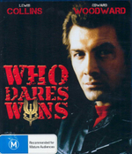 Who Dares Wins : Bluray Disc - Lewis Collins