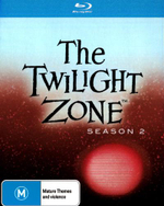 The Twilight Zone : The Original Series - Season 2 - Jay Overholts