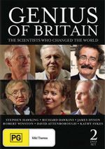 Genius of Britain : The Scientists who Changed the World (2 DVD Set) - James Dyson