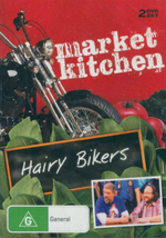 Market Kitchen - Hairy Bikers - David Myers
