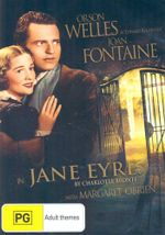 Jane Eyre : 1943 - Joan Fontaine