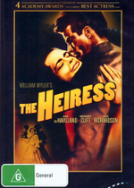 The Heiress - Montgomery Clift