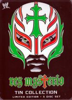 WWE - Rey Mysterio : Tin Collection (Limited Edition)