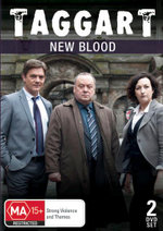 Taggart : New Blood - Blythe Duff