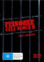 Prisoner Cell Block H : Volume 3 - Episodes 65 - 96 - Betty Bobbitt