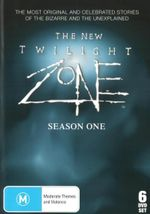 The New Twilight Zone - Season One - James Hess