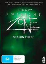 The Twilight Zone - New Twilight Zone - Season 3 - Barbara Stock