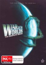 War Of The Worlds : The Complete Series - Lynda Mason Green