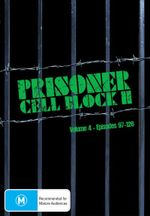 Prisoner Cell Block H : Vol 04: 097-128 - Kerry Armstrong