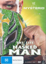WWE Rey Mysterio - Life of a Masked Man - Kevin Dunn