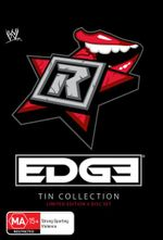 WWE Edge - Tin Collection  - Kevin Dunn