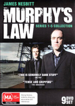 Murphy's Law : Series 1-5 Collection - Del Synnott