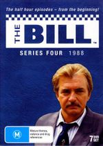 The Bill : Series 4 - Ben Roberts