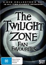 The Twilight Zone : Fan Favourites - Jack Klugman
