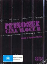 Prisoner Cell Block H : Vol 05: 129-160 - Kerry Armstrong