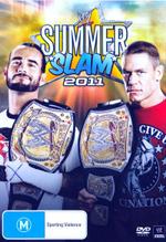 Summer Slam 2011 : WWE - Rey Mysterio