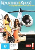 Kourtney and Khloe Take Miami : Seasons 1 - 2 Collection - Kourtney Kardashian
