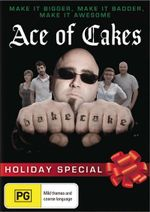 Ace of Cakes : Holiday Special - Duff Goldman