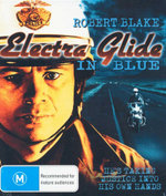 Electra Glide In Blue - Jeannine Riley
