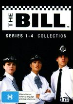 The Bill : Series 1-4 - Tony OCallaghan